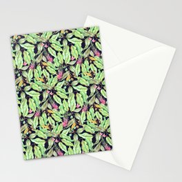 Flags of Eucalyptus Stationery Cards