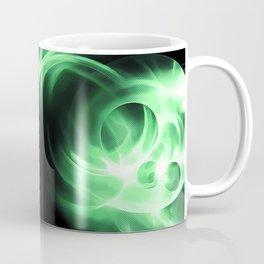 abstract fractals mirrored reacde Coffee Mug