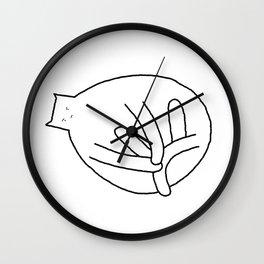 Cat 79 Wall Clock