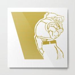 SFV NASH Metal Print