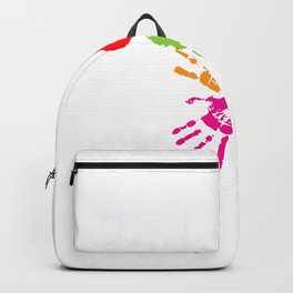 2nd Grade Stud Funny First Day School product Backpack