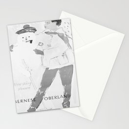 Affiche Bernese Oberland Stationery Cards