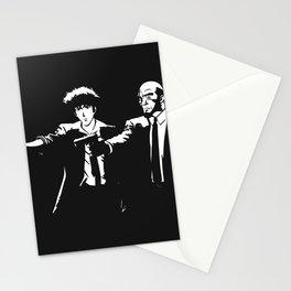 Spike Jet Knock Out - Cowboy Bebop Stationery Cards