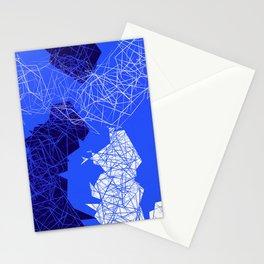 Geometric Movements Stationery Cards