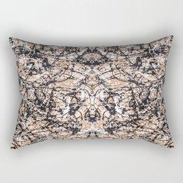 Reflecting Pollock Rectangular Pillow