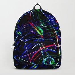 Abstract perfektion 85 Backpack