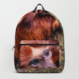 Lion Tamarin Backpack