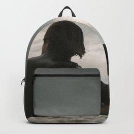 Surf grey photo Backpack