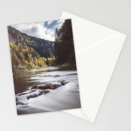 Dunajec River - Landscape and Nature Photography Stationery Cards