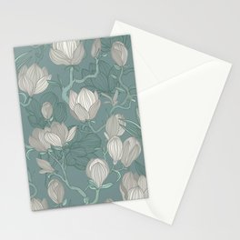 Magnolia Mint Stationery Cards