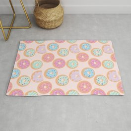 Nuts for Donuts Rug