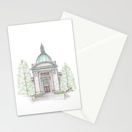Naval Academy Chapel Stationery Cards