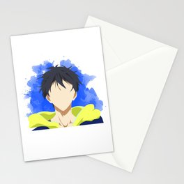 Free! Minimalist (Haru) Stationery Cards