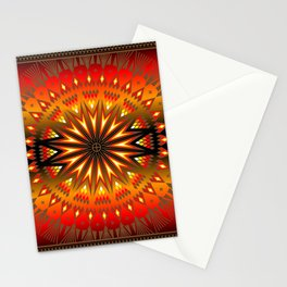 Fire Spirit Stationery Cards