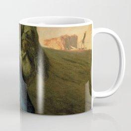 Jean-Francois Millet - The Sower - Digital Remastered Edition Coffee Mug