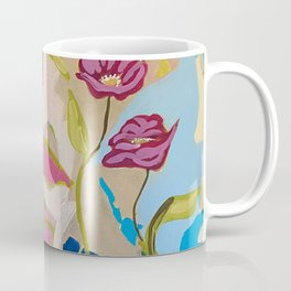 Precisely Poppy Coffee Mug