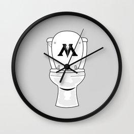 Address: Ministry of Magic Wall Clock