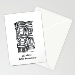 Little Brownstone Stationery Cards