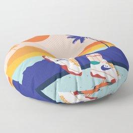 Sneakerhead Floor Pillow