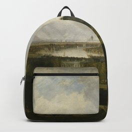"J.M.W. Turner ""London from Greenwich Park"" Backpack"