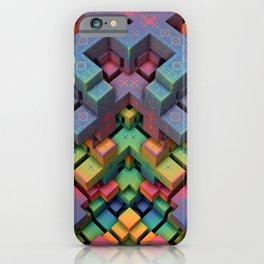 Mindcraft iPhone Case