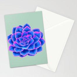 Desert flower 2 Stationery Cards