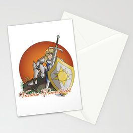 Vanitas Dawnshield Stationery Cards