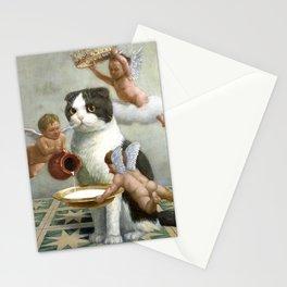 Precious Kitty Stationery Cards