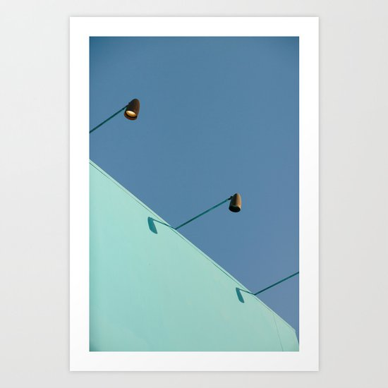 Lights + Shadows by nessanoir