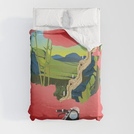 China Duvet Cover