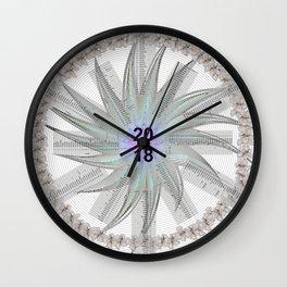 Kalender 2018 - keltic Wall Clock