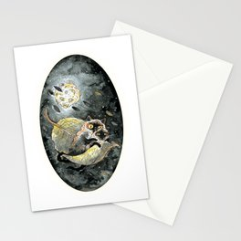 Fall / You are not alone Stationery Cards