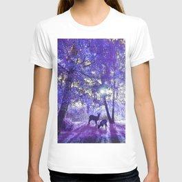 Deer In Another Light T-shirt