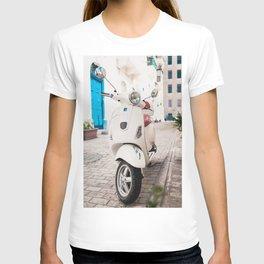 Valletta Streets T-shirt