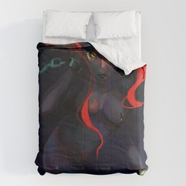Lover, Don't Hover Comforters