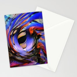Movements Of A Visionary Stationery Cards