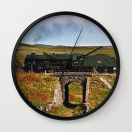 46115 Scots Guardsman Wall Clock