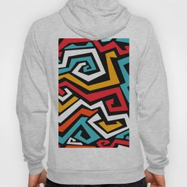 Abstract African Ethnicity Art - A2 Hoody