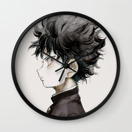 Shigeo Kageyama v.3 Wall Clock