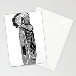 Injun Stationery Cards