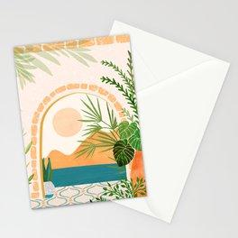 Baja California Villa / Villa Series Stationery Cards