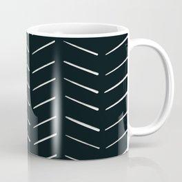 MOD_RepeatBrokenArrows_Charcoal Coffee Mug