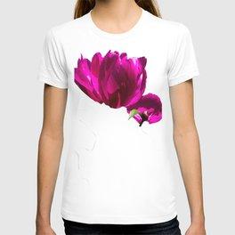 Backyard Peonies T-shirt