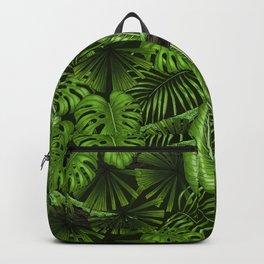 Jungle leaves  Backpack