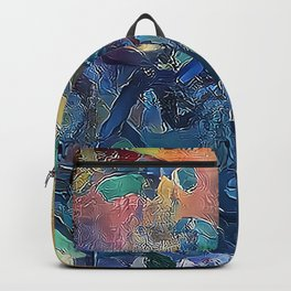 Greedy Award Backpack