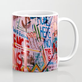 End The Bullshit Coffee Mug