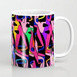 Shattered 1980's Coffee Mug