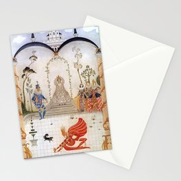 Kay Nielsen Stationery Cards