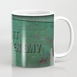 Claymore Coffee Mug
