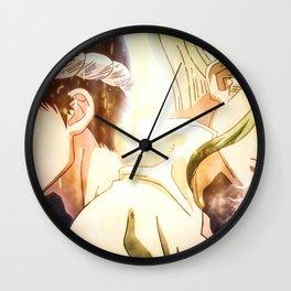 Dr Stone   Chrome Wall Clock